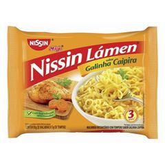 NISSIN LAMEN TRAD GAL CAIPIRA 85G