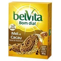 BISC BELVITA MEL E CACAU 3X25G