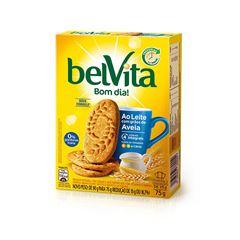 BISC BELVITA LEITE AVEIA 3X25G