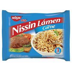 NISSIN LAMEN TRAD CARNE 85G