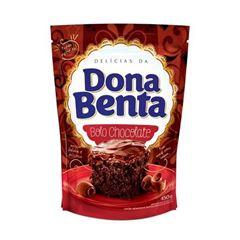 MISTURA P BOLO D BENTA CHOC DELICIA 450G