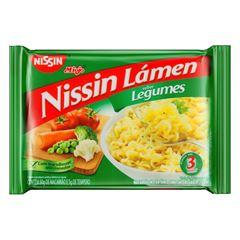 NISSIN LAMEN TRAD LEGUMES 85G