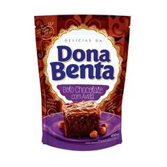 MISTURA P BOLO D BENTA CHOC C/AVELA 450G