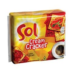 BISC SOL CREAM CRACKER 360G
