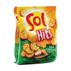 BISC SOL HITS CEBOLA SALSA 80G