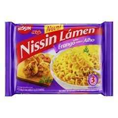 NISSIN LAMEN TRAD FRANGO COM ALHO 85G