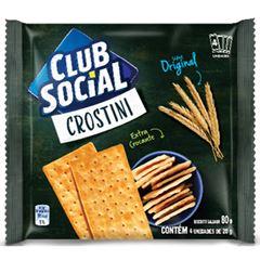 CLUB SOCIAL CROSTINI ORIGINAL 4X20G