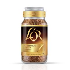CAFE LOR SOLUVEL CLASSIQUE VIDRO 140G