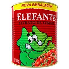 EXTRATO TOMATE ELEFANTE LT 850G