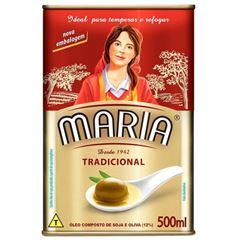 OLEO COMPOSTO MARIA LT 500ML