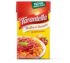 MOLHO TOMATE TARANTELLA TP 1,06KG