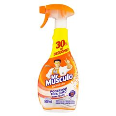 MR MUSCULO LIMPA LIMO AP 30% 500ML