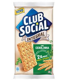 CLUB SOCIAL INTEGRAL CEBOLA 6X24G