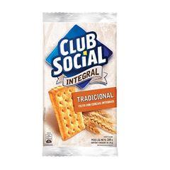 CLUB SOCIAL 5 CEREAIS 6X24G