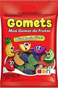 GOMETS SM GOMOS DE FRUTA 100G