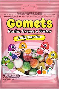 GOMETS SM PUDIM 100G