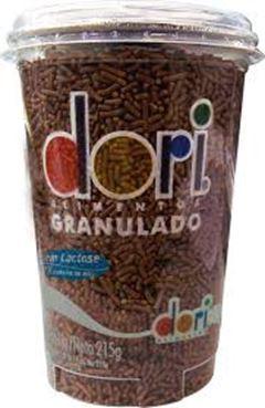 GRANULADO DORI CHOCOLATE COPO 215G