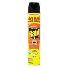 RAID AERO MULT CITRONELA LEV+ PAG- 420ML