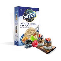 AVEIA FLOCOS FINOS NUTRY 170G