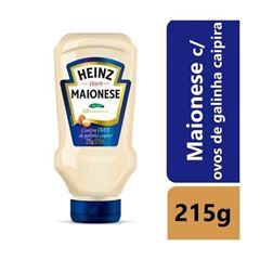 MAIONESE HEINZ FP 215G