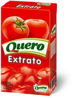 EXTRATO TOMATE QUERO TP 1080G