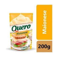 MAIONESE QUERO SC 200G