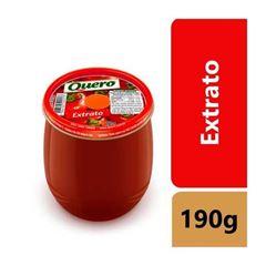 EXTRATO TOMATE QUERO VD 190G