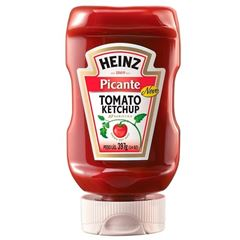 KETCHUP HEINZ PICANTE FP 397G