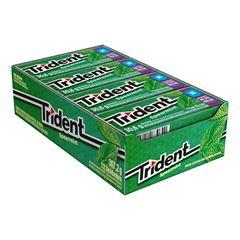 TRIDENT 18S IMP SPEARMINT 12UN