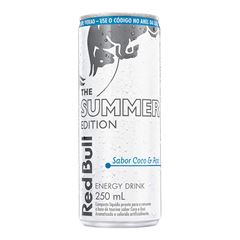 RED BULL COCO EDITION PACK 4X250ML