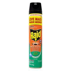 RAID AERO MULTI EUCAL  LEVE+ PAG- 420ML