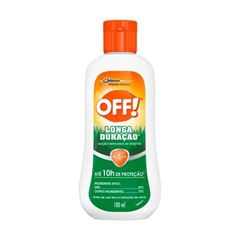 REPEL INSET OFF LOCAO LONG DURACAO 100ML
