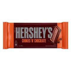BARRA HERSHEY S COOKIE CHOCOLATE 87G