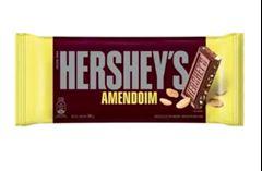 BARRA HERSHEY S AMENDOIM 85G