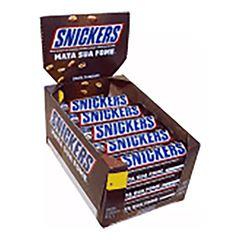 CHOC SNICKERS ORIGINAL 20X45G