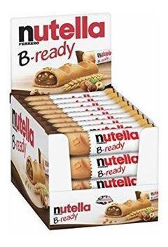 NUTELLA B-READY 36X22G