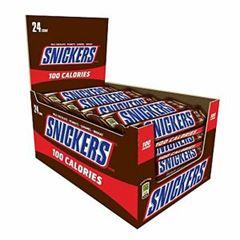 CHOC SNICKERS 100 CALORIAS 18X21,5G