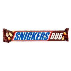 CHOC SNICKERS ORIGINAL DUO 18X78G