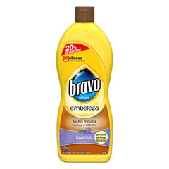BRAVO LUSTRA MOVEIS LAVANDA 20% 500ML