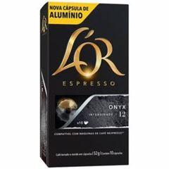 CAFE ESPRESSO LOR ONYX 10X52G