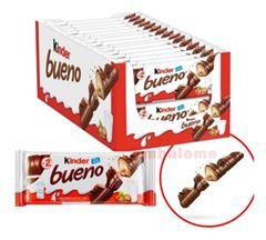 KINDER BUENO WHITE DP 15UNX39G