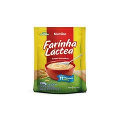 FARINHA LACTEA NUTRILAC 210G