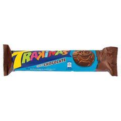 BISC RECH TRAKINAS CHOCOLATE 126G