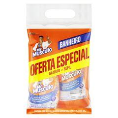 MR MUSCULO BANHEIRO AP 500ML + RF 400ML
