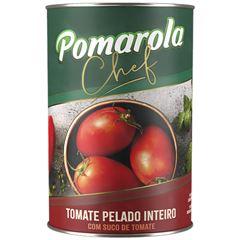 POMAROLA TOM PELADO INTEIRO LT 400G