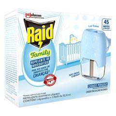 RAID ELETR LIQ FAMILY AP+1 RF 45N 32.9ML