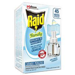 RAID ELETR LIQ FAMILY RF 45N 32.9ML