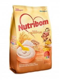 MINGAU NUTRIBOM MULTICEREAIS 600G