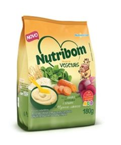 MINGAU NUTRIBOM VEGETAIS 180G