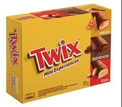 CHOCOLATE TWIX MINI SORTIDO 9UNX15G